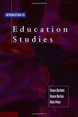 Introduction to Education Studies 9780761970163