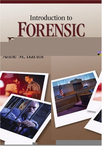 Introduction to Forensic Psychology: Research and Application 9780761926061