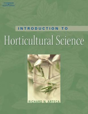 Introduction to Horticulture Science 9780766835924