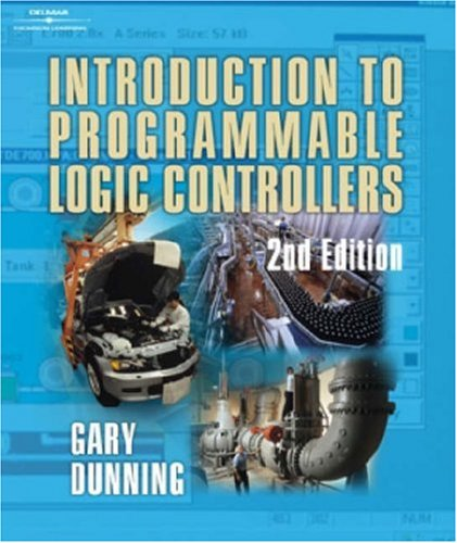Introduction to Programmable Logic Controllers 9780766817685