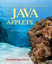 Introduction to Programming with Java Applets 2931190