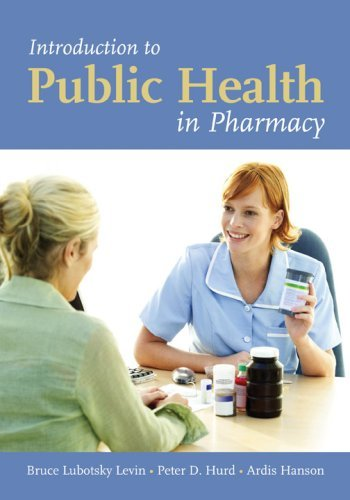 Introduction to Public Health in Pharmacy 9780763735395