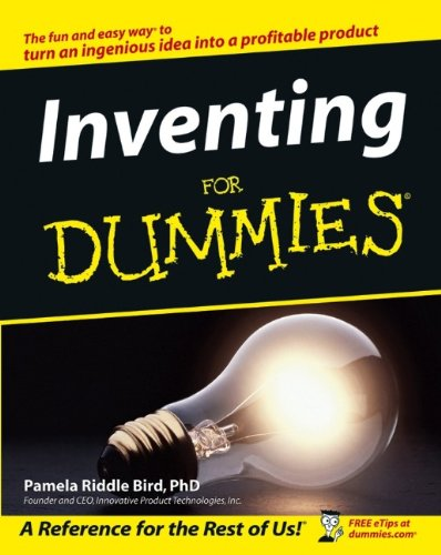 Inventing for Dummies 9780764542312