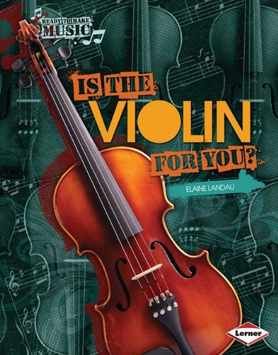 Is the Violin for You? 9780761354239