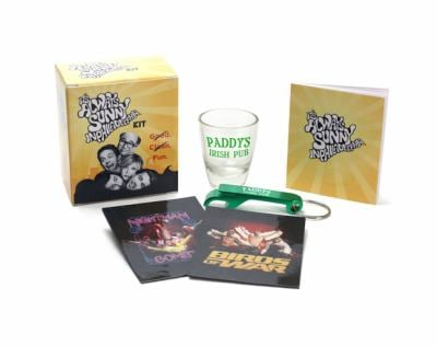 It's Always Sunny in Philadelphia Kit [With Mini Book and Shot Glass, Bottle Opener and Magnet(s)] 9780762442171
