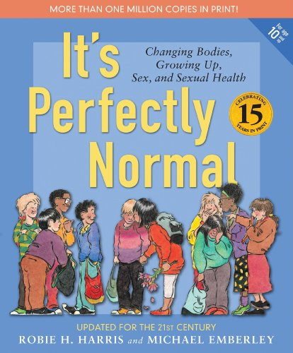 It's Perfectly Normal: Changing Bodies, Growing Up, Sex, and Sexual Health 9780763644840