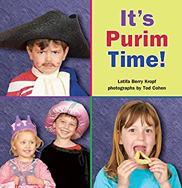 It's Purim Time! 9780761384939