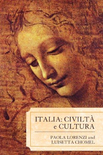 Italia: Civilta E Cultura 9780761841579