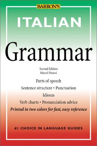Italian Grammar 9780764120602