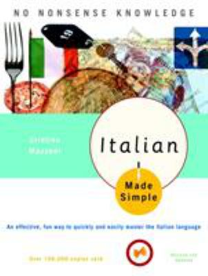 Italian Made Simple: Revised and Updated 9780767915397