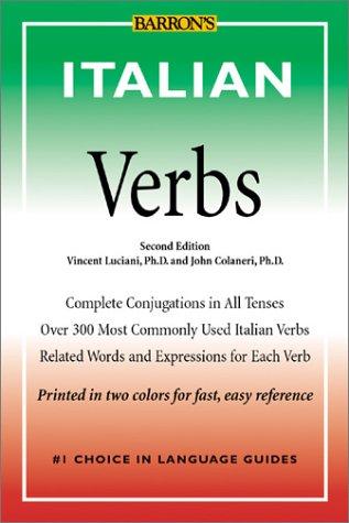 Italian Verbs Italian Verbs 9780764120633