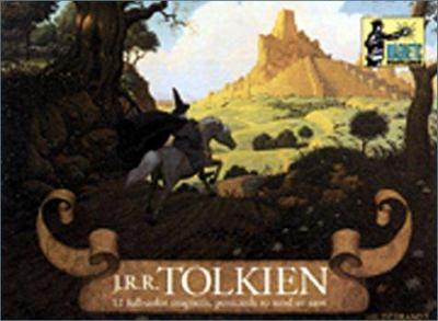 J.R.R. Tolkein Hobbit Magnetic PC Bk