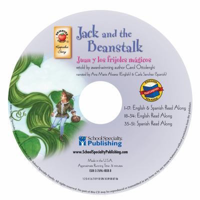Jack and the Beanstalk/Juan y Los Frijoles Magicos 9780769648088