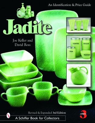 Jadite: An Identification & Price Guide 9780764318214