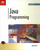 ISBN 9780760010709 product image for Java Programming: Comprehensive | upcitemdb.com