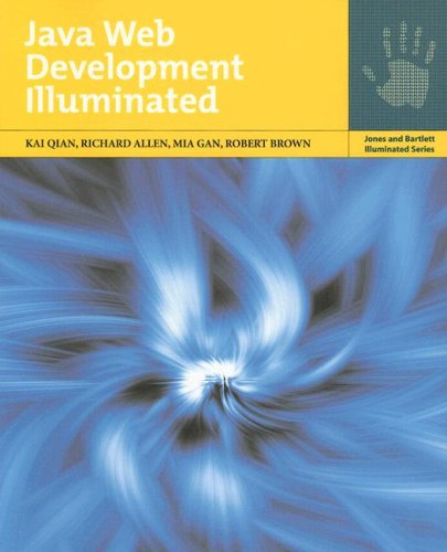 Java Web Development Illuminated 9780763734237