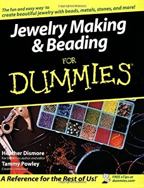 Jewelry Making & Beading for Dummies 9780764525711