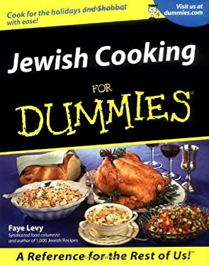Jewish Cooking for Dummies 9780764563041
