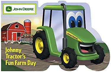 Johnny Tractor's Fun Farm Day 9780762426300