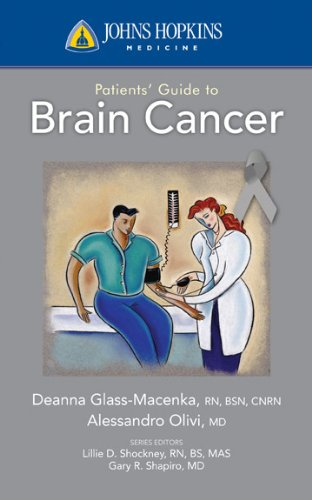 Patients' Guide to Brain Cancer 9780763774257