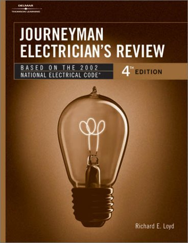 Journeyman Electrician's Review 9780766848580