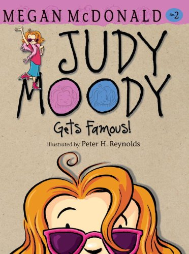 Judy Moody Gets Famous! 9780763648534