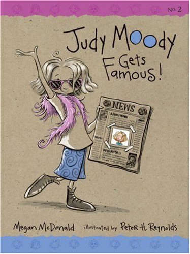 Judy Moody Gets Famous! 9780763619312