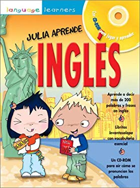 Julia Aprende Ingles Julia Aprende Ingles [With CDROM] = Julia Learns English 9780764176326