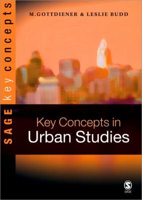 Key Concepts in Urban Studies 9780761940982