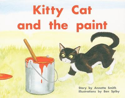 Kitty Cat & the Paint 9780763572914