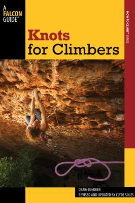 Knots for Climbers 9780762770014