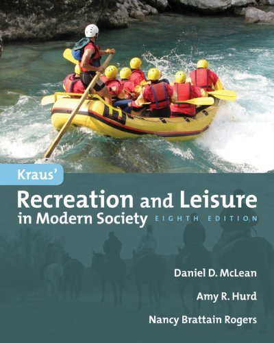 Kraus' Recreation and Leisure 9780763749590