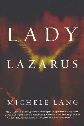 Lady Lazarus 9780765323170
