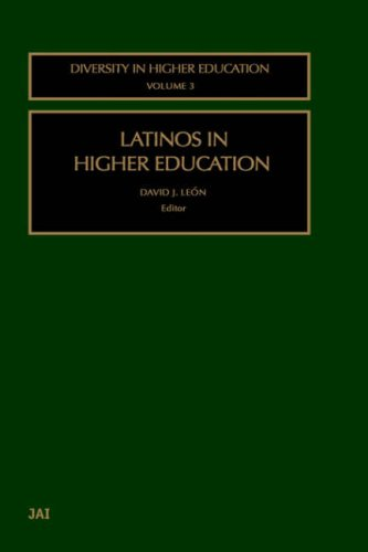 Latinos in Higher Education 9780762309801