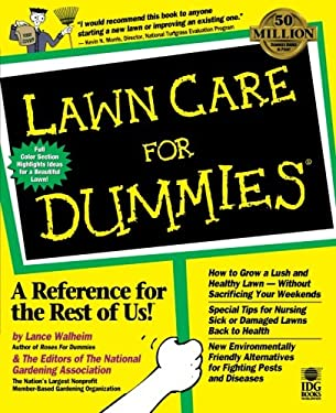 Lawn Care for Dummies. 9780764550775