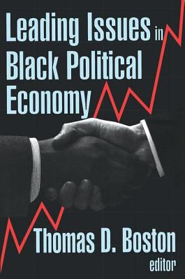 Leading Issues in Black Pol Eco (Ppr) 9780765807595