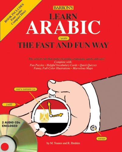 Learn Arabic the Fast and Fun Way 9780764140242