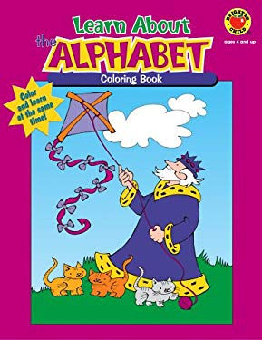 Learn about the Alphabet 9780769641560