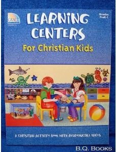 Learning Centers for Christian Kids