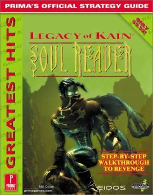Legacy of Kain: Soul Reaver 9780761517962