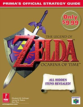 Legend of Zelda: The Ocarina of Time 9780761509202