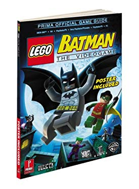 Lego Batman: The Videogame [With Poster] 9780761560463