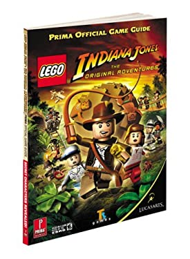 Lego Indiana Jones: The Original Adventures 9780761559184