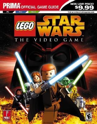 Lego Star Wars: Prima Official Game Guide 9780761554912