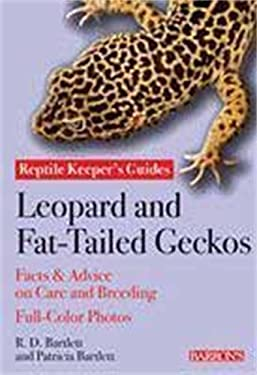 Leopard and Fat-Tailed Geckos 9780764140952