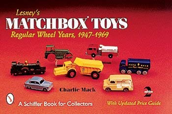 Lesney's Matchbox*r Toys: Regular Wheel Years, 1947-1969 9780764311932