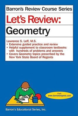 Let's Review: Geometry 9780764140693