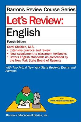 Let's Review: English 9780764142086