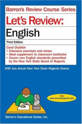 Let's Review English 9780764123788