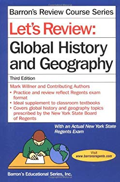 Let's Review: Global History and Geography 9780764112072